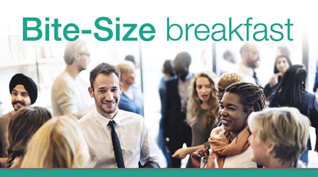 Join our Bite-Size breakfast meeting