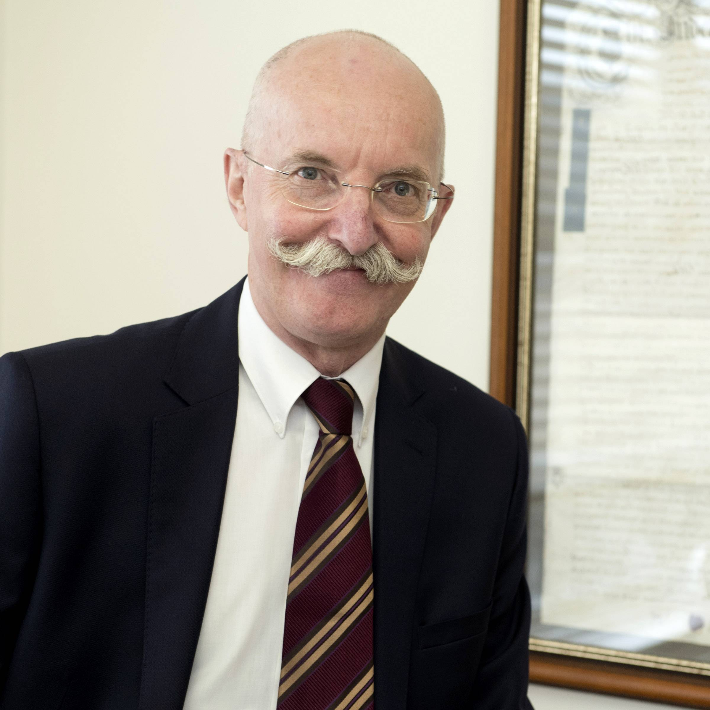 Ian Shipton LL.B. TEP